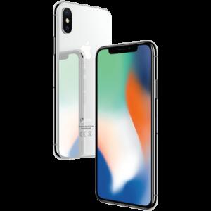 Купить iPhone iPhone X 256GB Silver в интернет-магазине ReStart