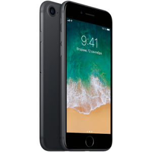 Купить iPhone 7 128GB Black в интернет-магазине ReStart