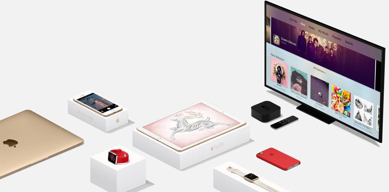 Гарантийный ремонт техники Apple