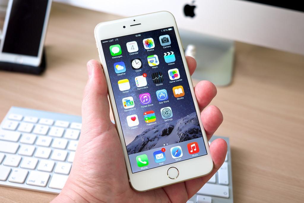 ремонт iphone 6s plus 64gb