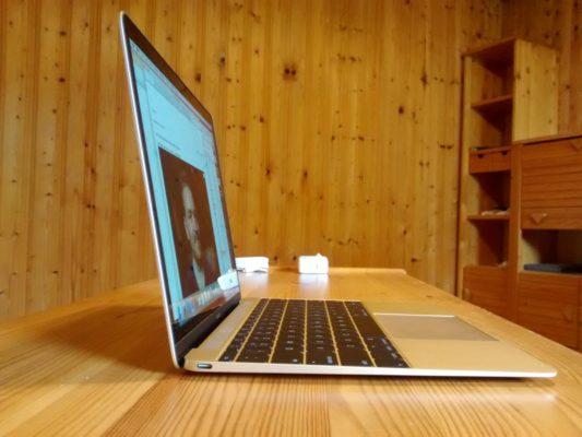 Ремонт MacBook 12 retina