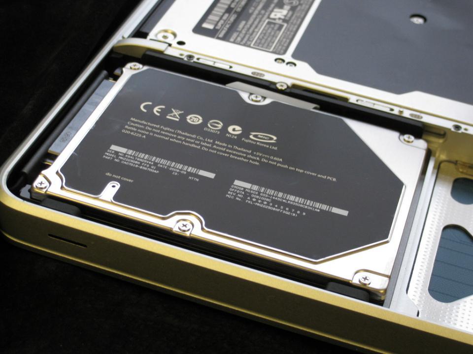 Модернизируем MacBook