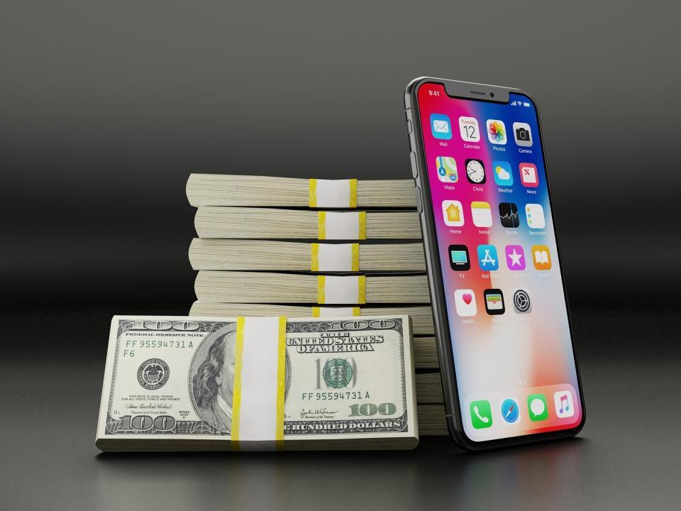 Покупка б/у Айфонов за наличные