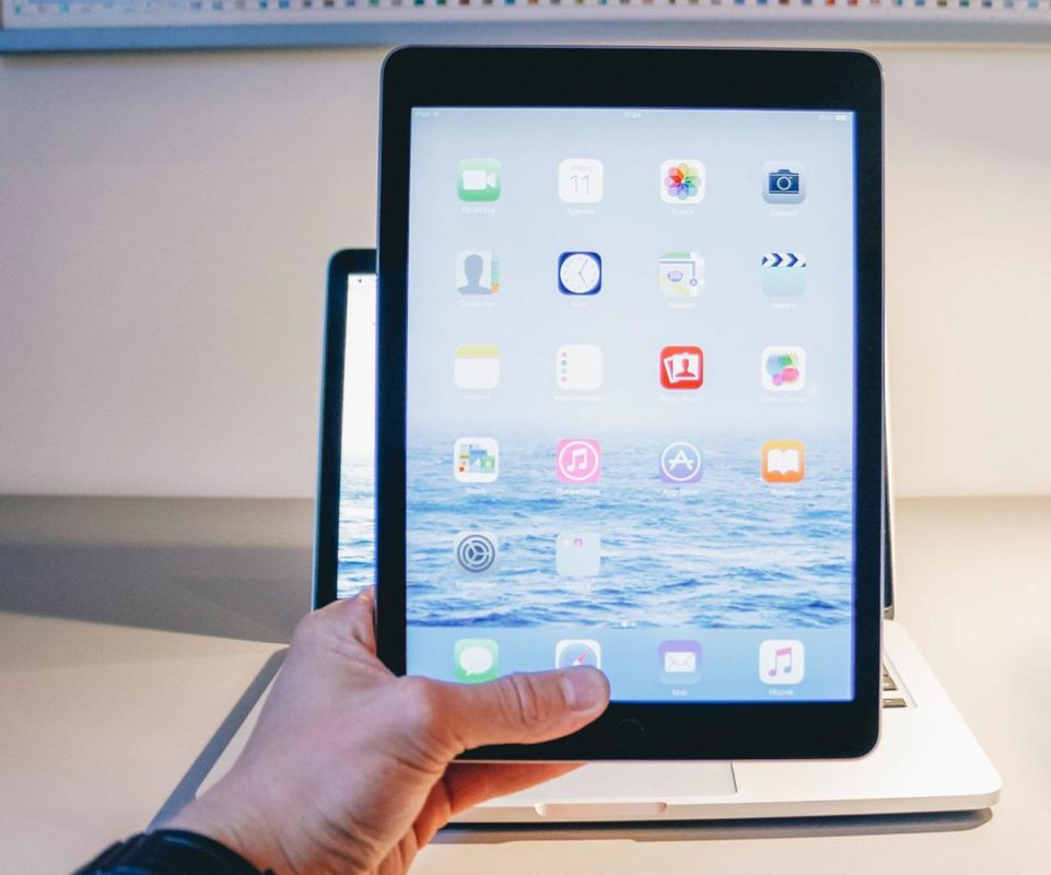 Ремонт iPad в Одессе и Киеве