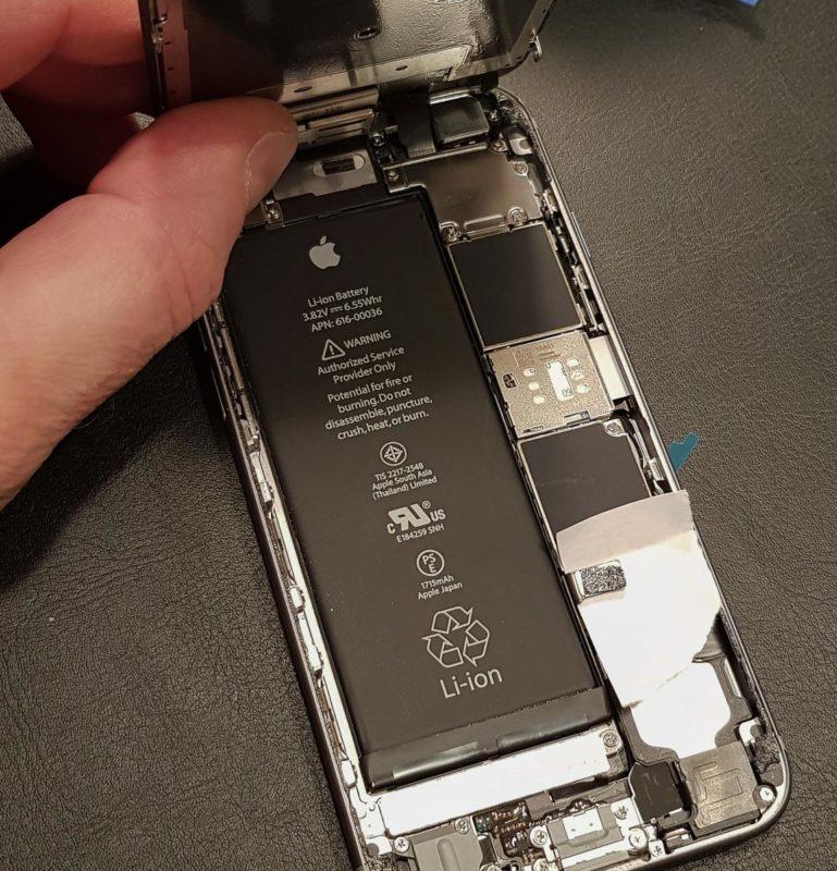 Ремонт iPhone в Одессе и Киеве