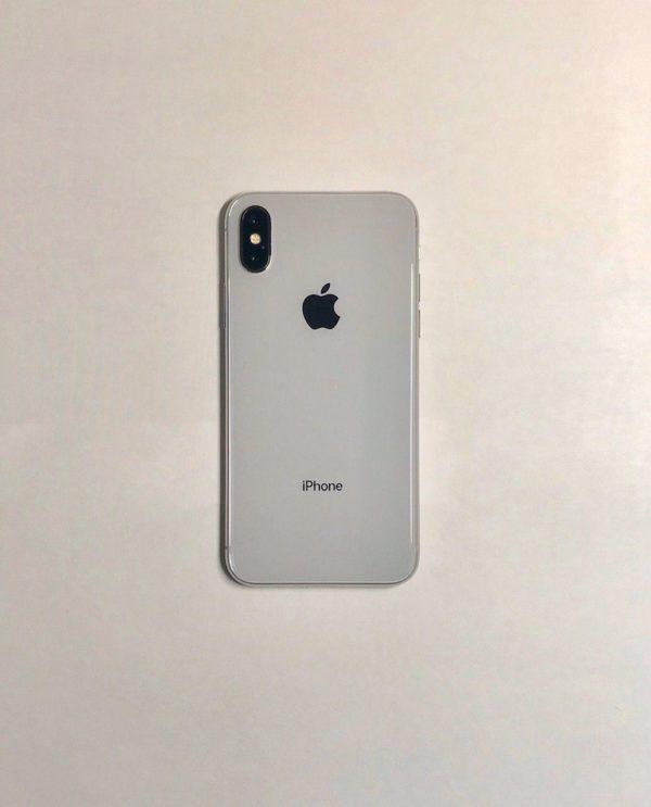 Купить iPhone X 64Gb Silver в интернет магазине Restart