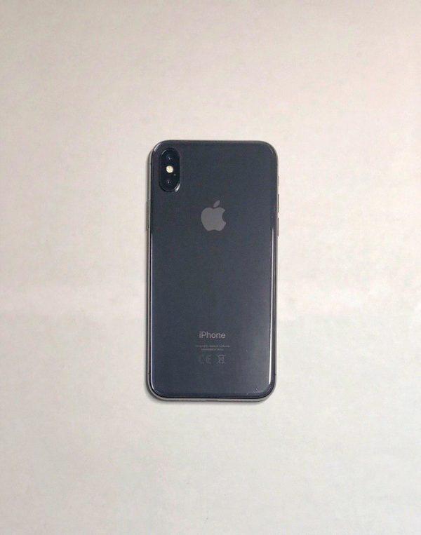 iPhone X 64Gb Space Gray б/у в интернет магазине Restart