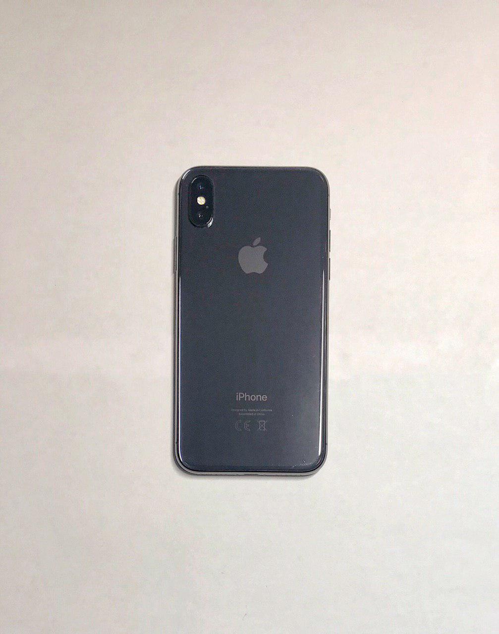 81b3a1a21d3e6 iPhone X 64Gb Space Gray б/у - Restart Shop & Service Point