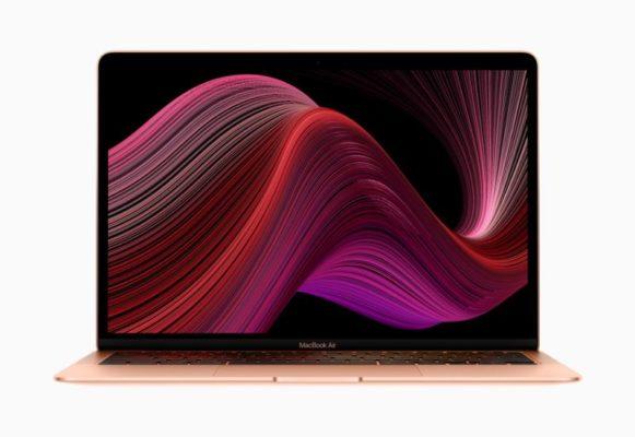 Apple представила новое поколение MacBook Air